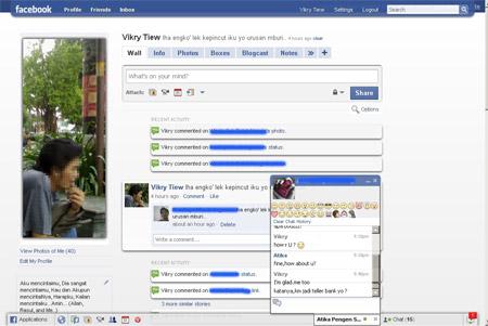 facebook | profile